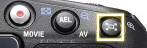 스마트 텔레컨버터 버튼의 기능은 무엇인가요?