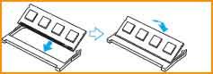 VGC-LA38L 메모리 업그레이드 방법