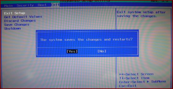 [BIOS 관련]외부 장치로 부팅하고 싶습니다.