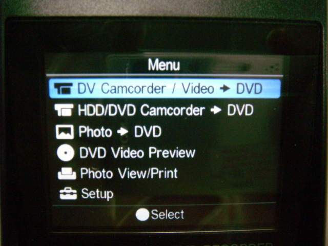 VRD-MC3를 PC에 연결시 인식이 안됩니다.별도 조작이 필요한가요?