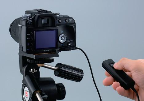 촬영 표현력을 높여주는 악세사리 정보(리모컨)