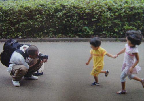 뛰어노는 아이들을 촬영하고싶습니다.어떤 기능을 사용하면 좋을까요?
